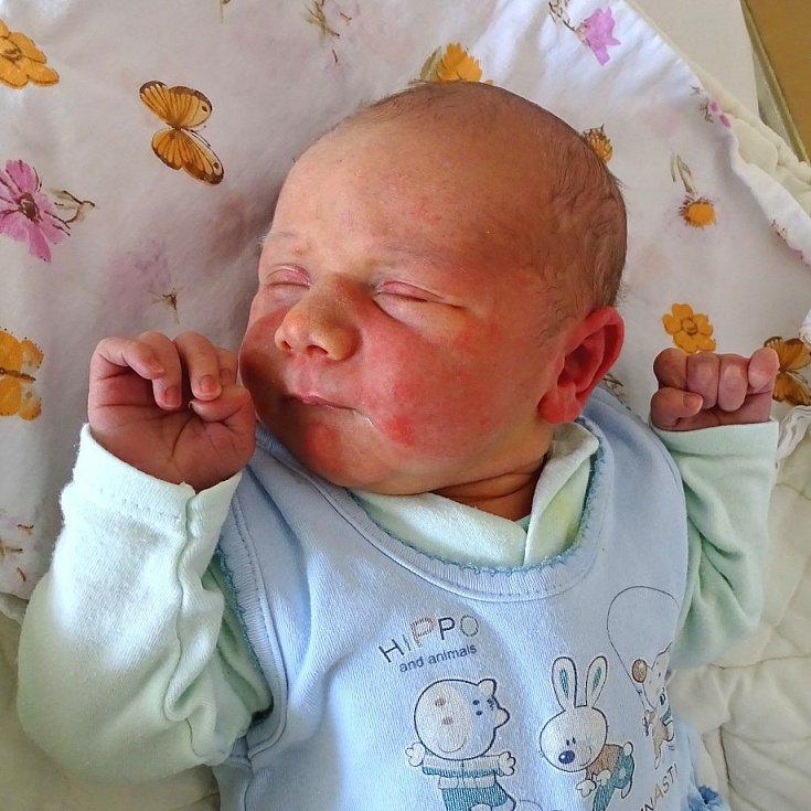 František Hensch se narodil  Soně a Františku Henschovým z Polep 15.5.  v 23:50 hodin v Litoměřicích (4,02 kg a 55 cm).
