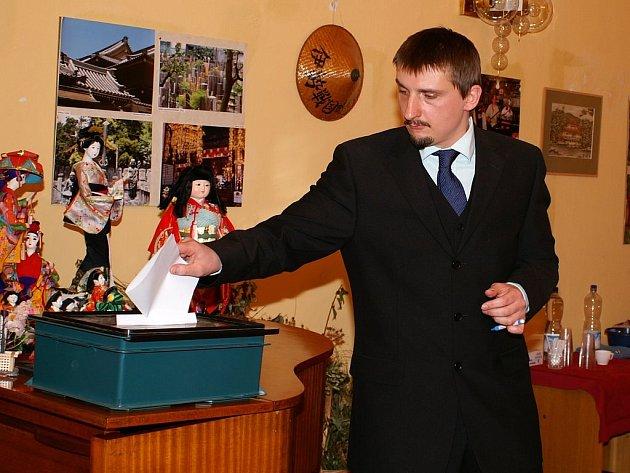 Nový roudnický starosta Josef Bakeš.