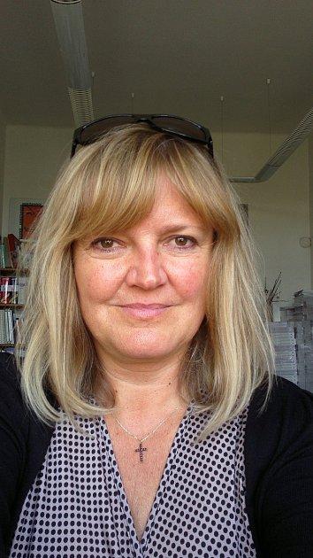 Lenka Krbcová Mašínová.