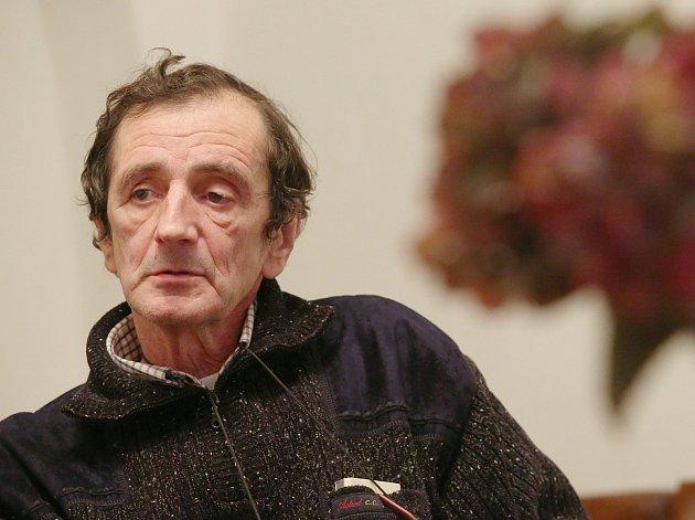 Ředitel Severočeské galerie výtvarného umění v Litoměřicích Jan Štíbr.