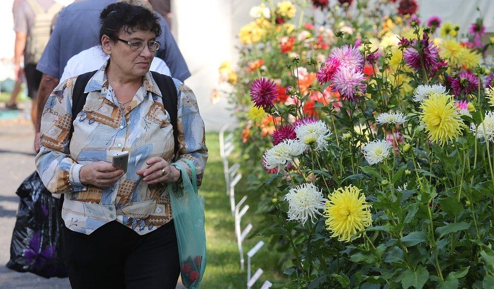 Největší zahradický veletr na severu Čech otevřel své brány v pátek 10. září.