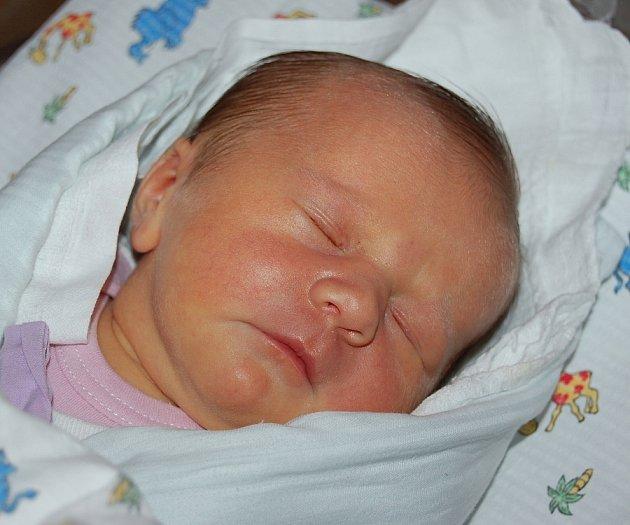Mamince Pavle Bláhové z Litoměřic se v litoměřické porodnici 9. srpna v 15.26 narodila dcera Anežka Bláhová. Měřila 52 cm a vážila 3,7 kg. Blahopřejeme!