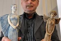 MARTIN VEBER – autor myšlenky udílení sošek – je shodou okolností i jedním z nominovaných.