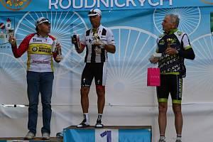 Letošní Memoriál Vladimíra Urbana nejst. si nenechali ujít ani němečtí závodníci, kteří jasně ovládli kategorii nad 70 let, kde je doprovodil třetí Kubeš.