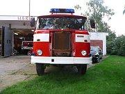 Z archivu budyňských dobrovolných hasičů.