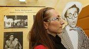 Výstava věnovaná Felixi Holzmannovi v Hradu Litoměřice.