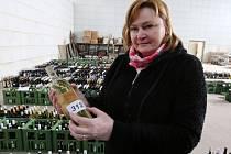 V žalhostickém vinařství vrcholí příprava na soutěž vín, která je součástí Vinařských Litoměřic