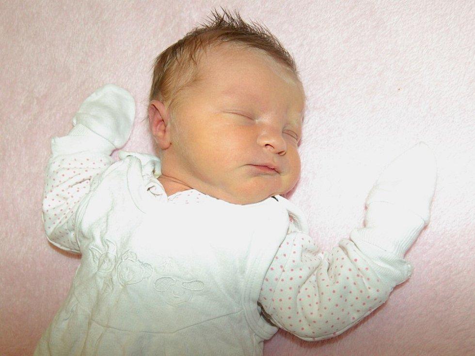 Lucii a Jindřichovi Šíbalovým z Litoměřic se 15.1. v 15.29 hodin  narodila v Litoměřicích dcera Rozálie Šíbalová (3,82 kg a 51 cm).