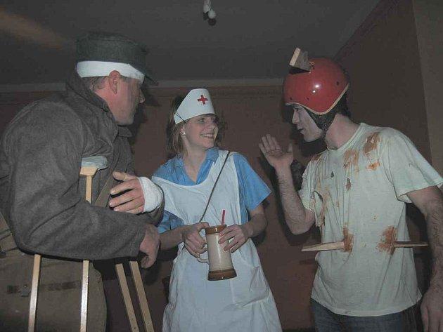 Halloween u Dejmalíků