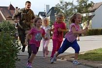 PILOTNÍ AKCE prověřující zdatnost a kondici žáků základních škol proběhla na ZŠ Ladova v Litoměřicích.