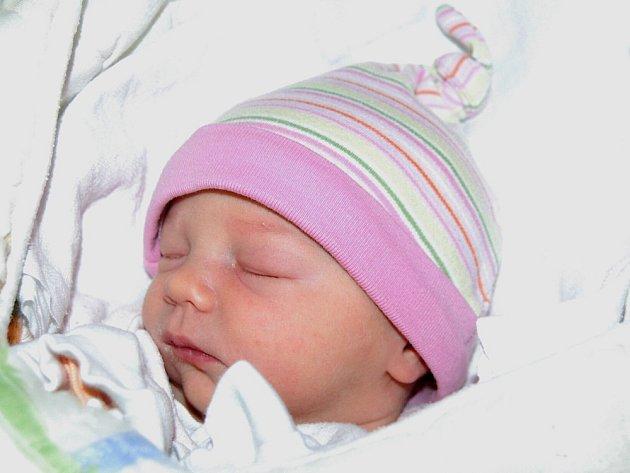 Aleně a Markovi Dvořákovým z Pohořan se 7.1. v 15.05 hodin narodila v Litoměřicích dcera Melanie Dvořáková (50 cm, 3,63 kg).