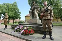 Oslavy osvobození v Terezíně. Ilustrační foto.