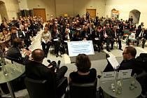 Konference o česko-německém vzpomínání pro budoucnost v Litoměřicích