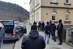 Akce, při níž policisté zloděje dopadli