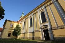 Kostel nanebevzetí Panny Marie v Konojedech