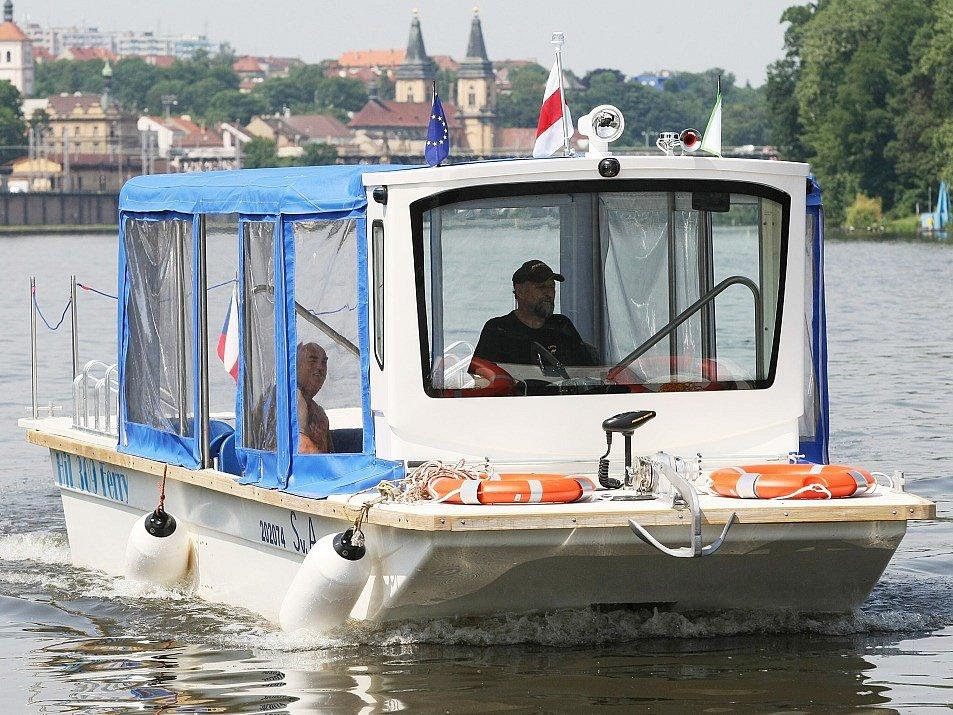 Přívoz v Nučničkách