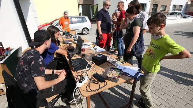 Nový technický klub ve Štětí se v sobotu 12. září představil veřejnosti