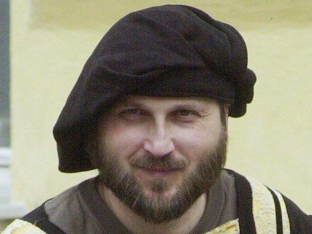Libor Uhlík.
