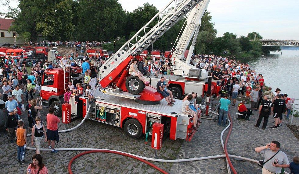 Hasičské slavnosti v Litoměřicích, 2014
