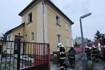 Výbuch plynu v Lovosicích