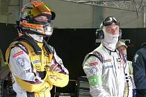 Druhého podniku mistrovského seriálu FIA GT1 v belgickém Zolderu se zúčastnila také česko–srbská posádka Martin Matzke – Miloš Pavlovič s Fordem GT.