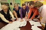 Sčítání hlasů v Roudnici nad Labem