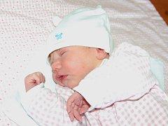 Iloně Hniličkové a Lukášovi Kafkovi z Klapého se 2.10. v 11.22 hodin narodila v Litoměřicích dcera Viktorie Kafková (48 cm, 2,92 kg).