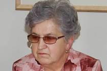 V čele Terezína stojí Růžena Čechová.