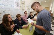 Studentské volby na gymnáziu v Roudnici nad Labem
