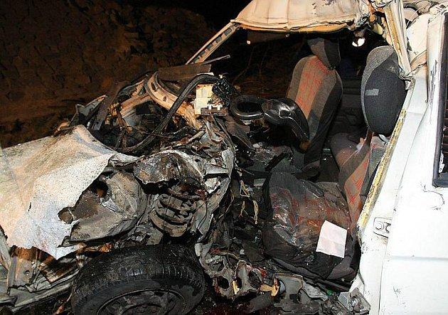 Tragická nehoda na Lovosicku.