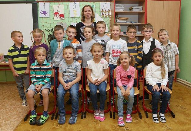 Základní škola Bechlín.