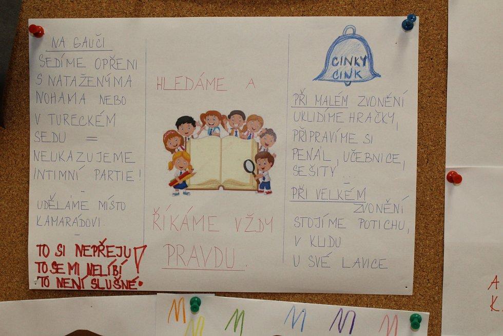 Na návštěvě v Křesťanské ZŠ v Litoměřicích