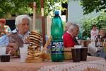 Oslava dětského dne školáků se seniory v Lukově