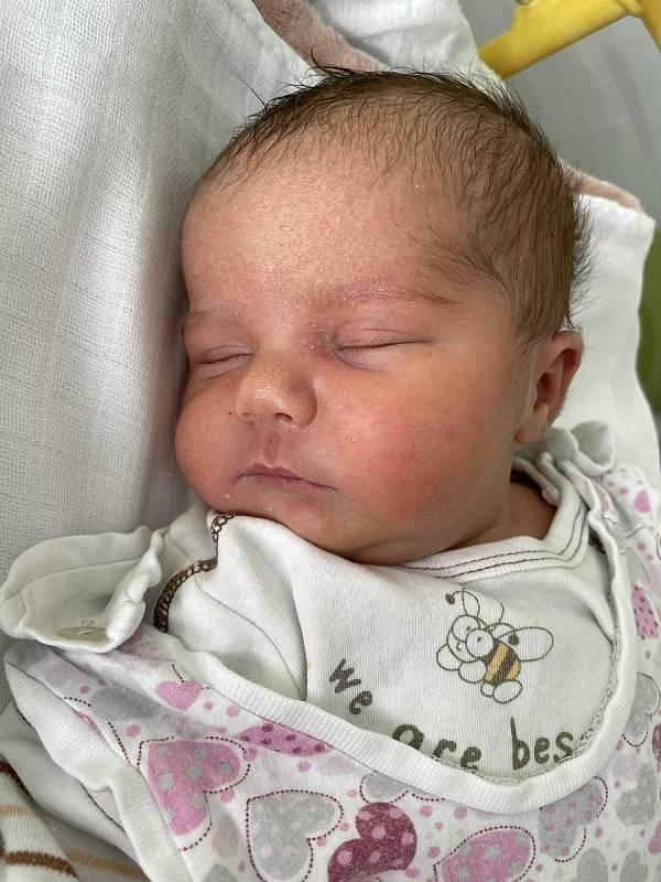 Mamince Michale Džubákové ve čtvrtek 9. září ve 14:32 hodin narodila dcera Michaela Džubáková. Měřila 49 cm a vážila 3,74 kg.