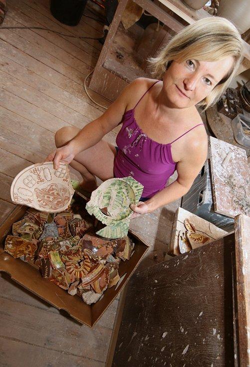 Mezinárodní keramické sympozium v Levíně