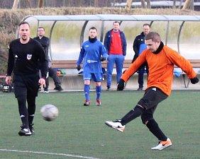 Fotbalová příprava: Roudnice - Křešice 2018