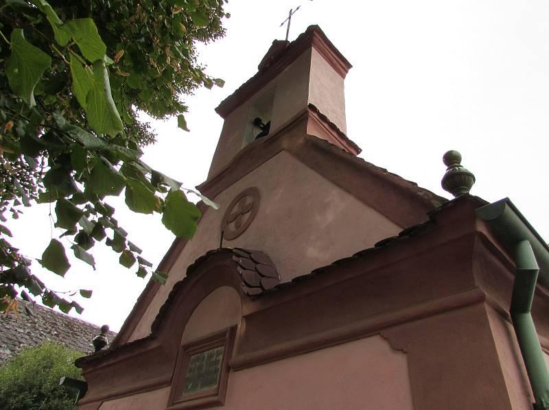 V Chotiněvsi stojí také památkově chráněná kaple svatého Prokopa, která a v letech 2011 a 2013 prošla kompletní rekonstrukcí.