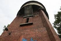 Vodárenská věž v Roudnici nad Labem