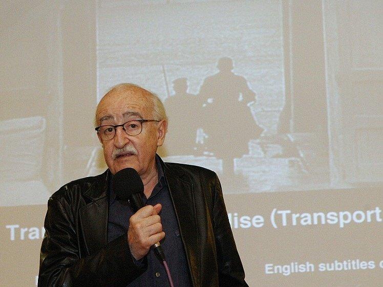 Režisér Juraj Herz zavítal po 52 letech do Terezína