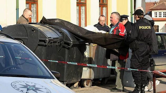 V Litoměřicích bylo nalezeno mrtvé novorozeně.