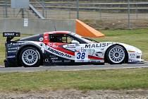 FIA GT 3  pokračoval v Nogaru.