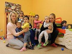 V Litoměřicích otevřeli dětskou skupinu.