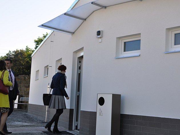 Veřejné toalety v Litoměřicích