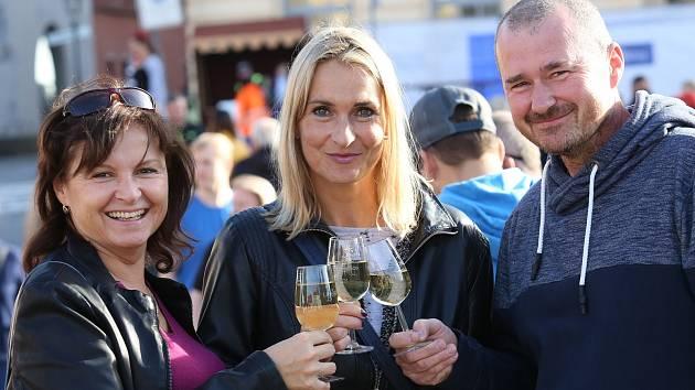 Tradiční vinobraní v Litoměřicích
