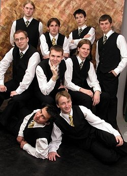 Gentlemen Singers.