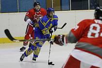 Hokej Lovosice - Ostrov