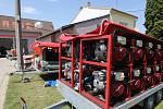 Křešičtí hasiči mají nově zrekonstruovanou zbrojnici