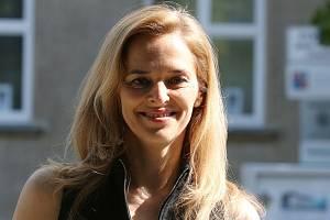 Moderátorka a redaktorka České televize Světlana Witowská.