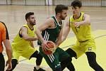Slavoj Litoměřice - Basket Košíře, I. liga 2019/2020