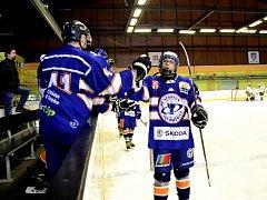 Mládežnické výběry HC Stadion Litoměřice pokračovaly v mistrovských soutěžích.